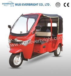 Chinese factory supply tricycle for adult passengers