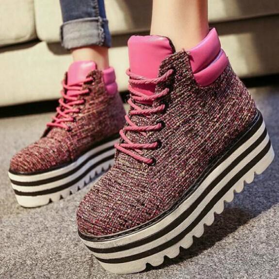 d24866q 2015 the new platform shoes fashion casual