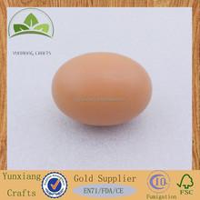 Alta imitación madera huevos