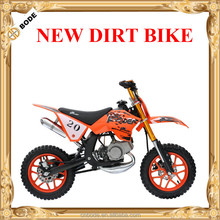 2-Stroke Off-Road PW80 80cc Engine Mini Dirt Bike for Kids/Pit Bikes