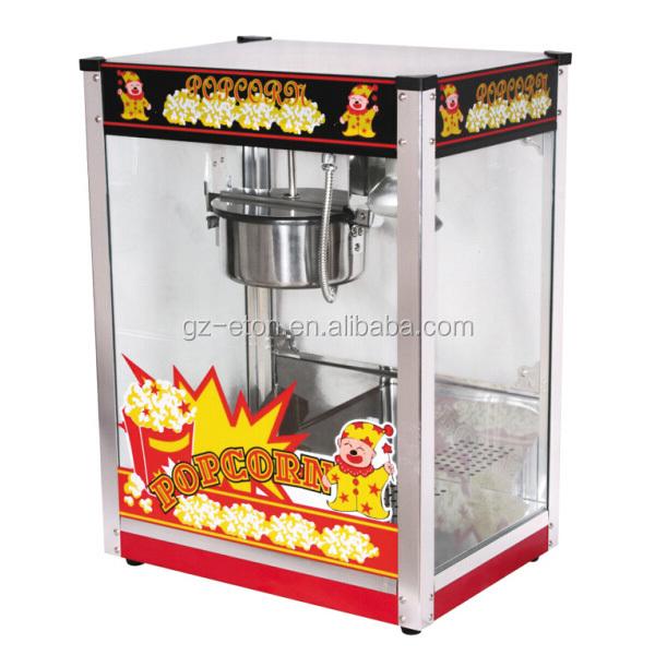eton etl appoved 8 oz luxury popcorn machine buy. Black Bedroom Furniture Sets. Home Design Ideas