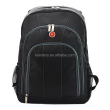 Polyester Slazenger Backpack Bag Cum Backpack with Ventilation