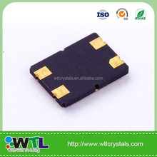 Seam Sealed Ceramic 7.0*5.0mm SMD 4pads quartz crystals for card payment solution