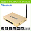 full HD 1080p android tv set top box quad core android 4.4 XBMC digital stream tv box