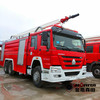 howo 6X4 water foam fire fighting tank truck 12000L brand new fire truck