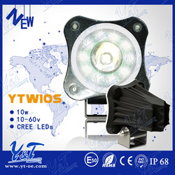 EXW price! waterproof ip68 20w led flood light off road driving light auto lamp universal headlight motorcycle