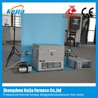 transparent quartz tube stove or high-temperature quartz tube furnace