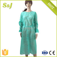 Disposable Sterile Surgeon Isolation Cover Gown