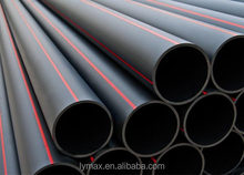Professional Production pe pipe hdpe mining pipe price list