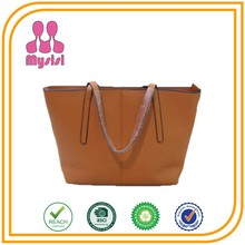2015 Alibaba China Supplier Products High Quality Cheap PU Leather Handbag for Women/Lady
