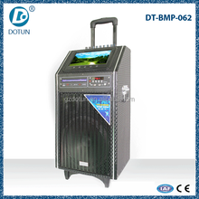 Multifunction Trolley Speaker With DVD DT-BMP-062