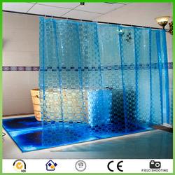 Eco-friendly shower curtain non smell nontoxic bathroom curtain