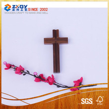 Christian antique style wooden crosses for crafts
