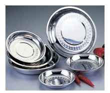 Hot sale Metal stainless steel fruit serving tray