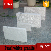 IOKA direct quarry absolute white granite for construction