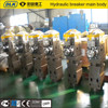 hydraulic breaker main body spare parts made in China