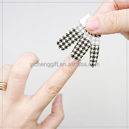 2015 Popular Style 3D Nail Art Stickers Nail