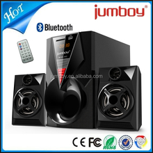 good price cool small USB 2.1 computer speakers with tweeters