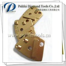 Epoxy Flooring Tools PCD Grinding Pad For Epoxy Floor Coating Removal Concrete Grinding Pad