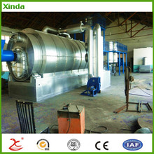 tire pyrolysis plant to oil to india /thailand/ Vietnam/myanmar With SGS Air Report