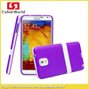 2015 high quality hard PC and soft TPU stand holder case For samsung galaxy note3