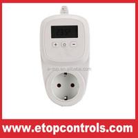DE/UK/FR plug digital controller