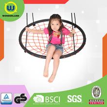 outdoor round swing