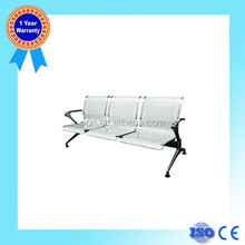 FJ-21 stainless steel room chairs for waiting cheap price airport chair waiting chairs supplier