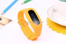 2015Smart Bracelet Bluetooth Wristband Sports Watch Sleep monitor