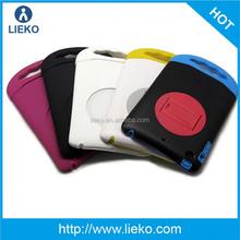 Shock&Drop proof dual layer kickstand case for ipad mini2