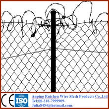 High quality galvanized barbed wire for protecting from ying hang yuan metal