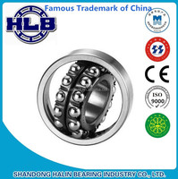 single row and double row 1211K double row self-aligning ball bearing manufacturer