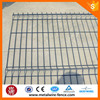 PVC powder 4mm Wire Mesh Fence,Hot dipped galvanized fence panel with curve