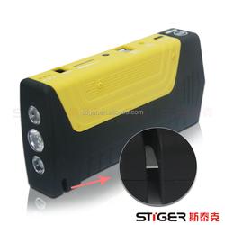 LED Light Multi-Function Mini Portable Car Jump Starter 9000Mah for 3.6L petorl Vehicle