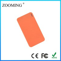 M-407 Best sale 4000mAh power bank with keychain,ultra slim portable universal portable power bank , ultra slim portable power