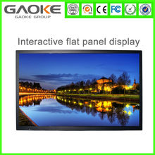 2015 new large size full HD 60 inch lcd tv touch screen all in one PC with CE FCC RoHS ISO
