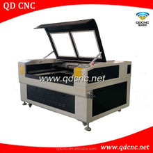 Hot Sale co2 laser machine price / 1390 co2 laser cutting engraving with CE QD-1390