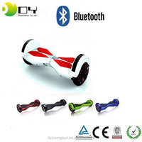 2015 HOT Personal Vehicle Tool With Bluetooth Music & Led Light Two wheels Scooter