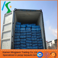 Polyethylene tarps truck cargo trailer cover