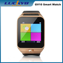 Trading Hot Product Smart Fashion Watch GV10 for Samsung Apple Phone,Support Sport Sleep Monitoring Call Receiving and Dialing