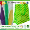 Shopping bags raw material for non woven bags
