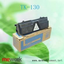 For Kyocera office printer TK130 TK131 TK132 TK134 remanufactured cartridge, empty cartridge