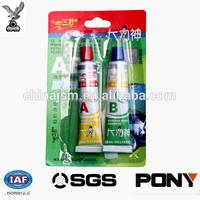 Epoxy Stainless Steel Hard AB Glue