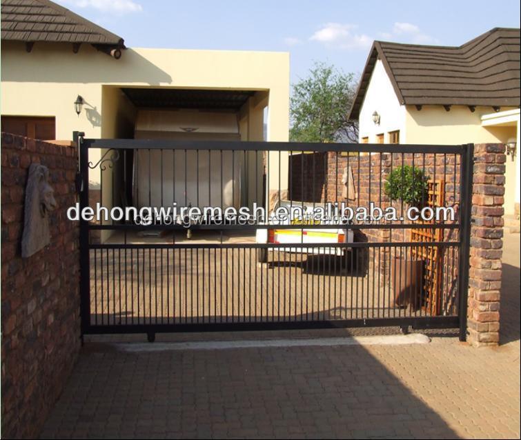 Sliding Gate Designs For Homes Sliding Driveway Gate Designs For Homes Factory Buy Sliding