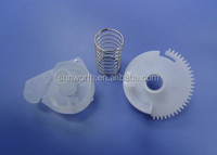 High Yield Reset Lever Gear w/ Spring and Fill Plug for use in Brother TN 750, 720, HL 6180, 5470, 5450, MFC 8950, 8710, DCP 815