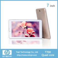 Android 5.0 system 7 inch IPS screen tablet pc with 4G function