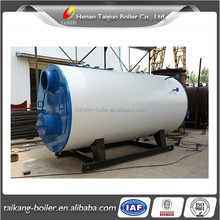 Hot sale low price waste oil steam boiler