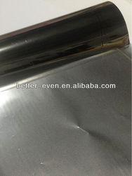 Platinum colour textile Hot stamping foil for textile,pu,pvc, genuine leather.