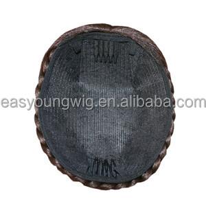 New black chignon hair, synthetic hair piece bun