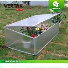 Creditable partner good quality aluminum cold frame